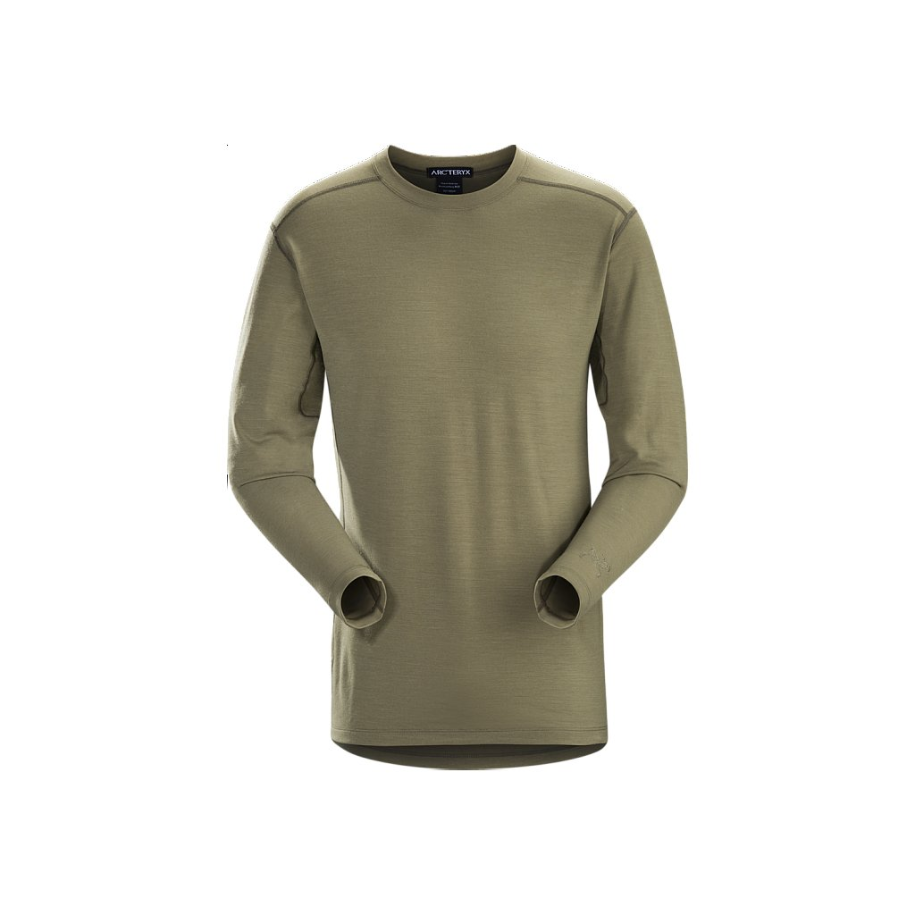 Funkční Triko Arc'teryx LEAF Cold WX LS Shirt AR Crocodile