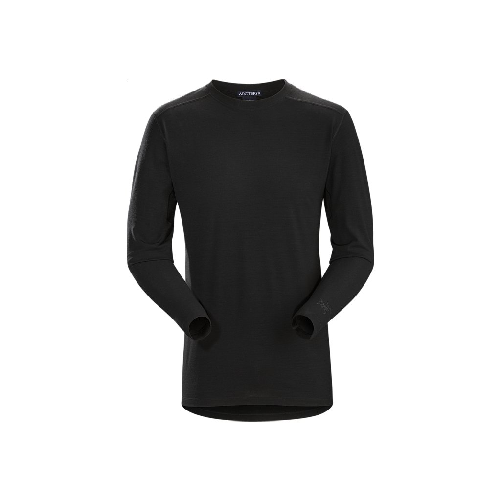 Funkční Triko Arc'teryx LEAF Cold WX LS Shirt AR Černé