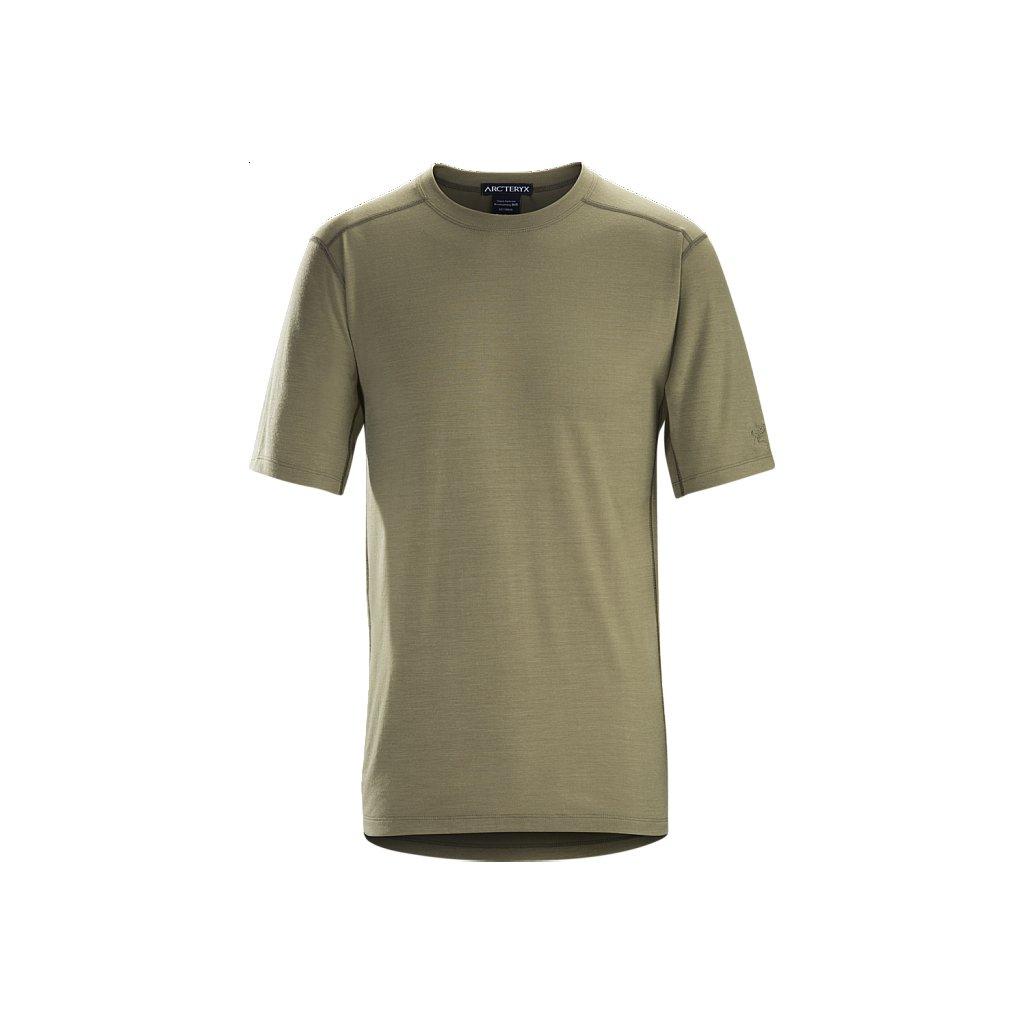 Funkční Triko Arc'teryx LEAF Cold WX T-Shirt AR Crocodile
