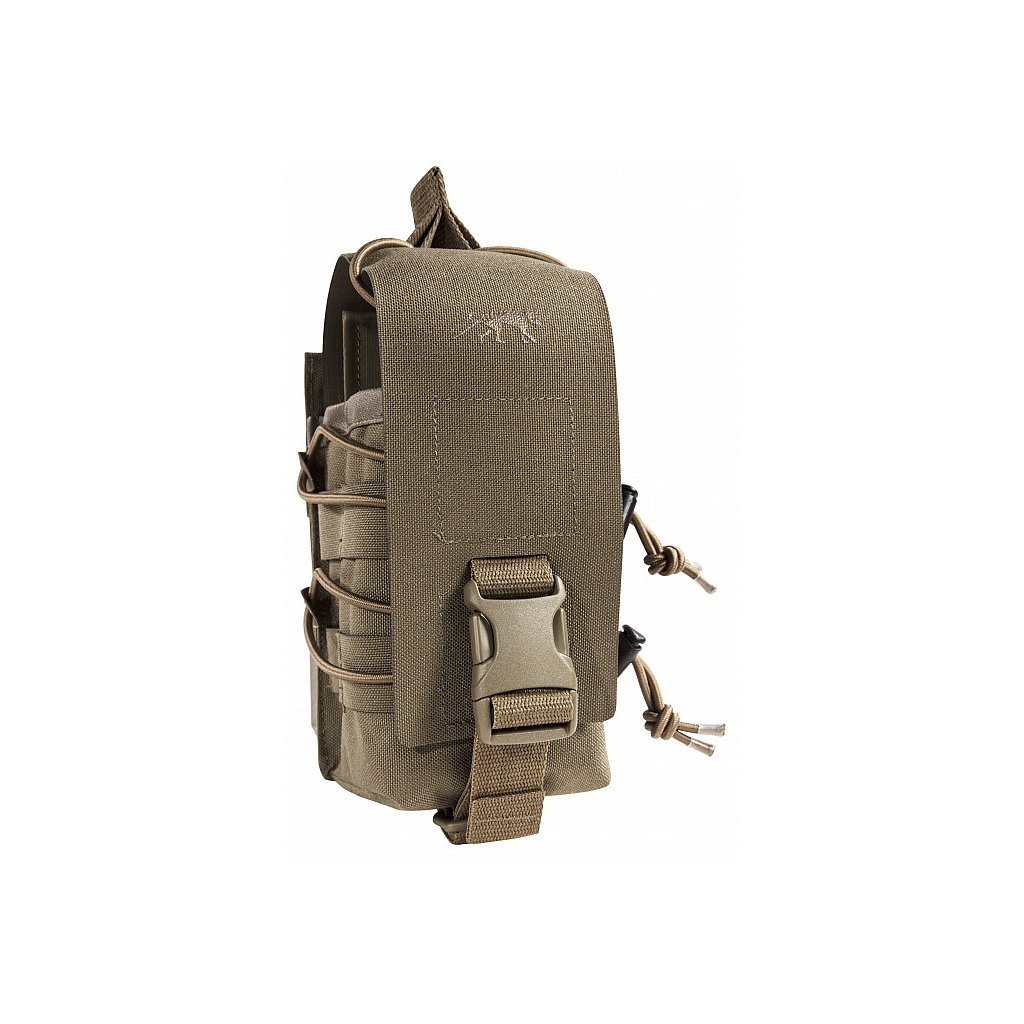 Tasmanian Tiger DBL Mag Pouch MKII Coyote Brown