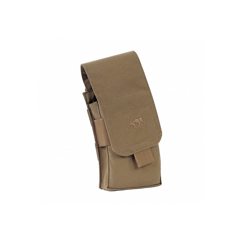 Tasmanian Tiger 2 SGL Mag Pouch MP5 Coyote Brown