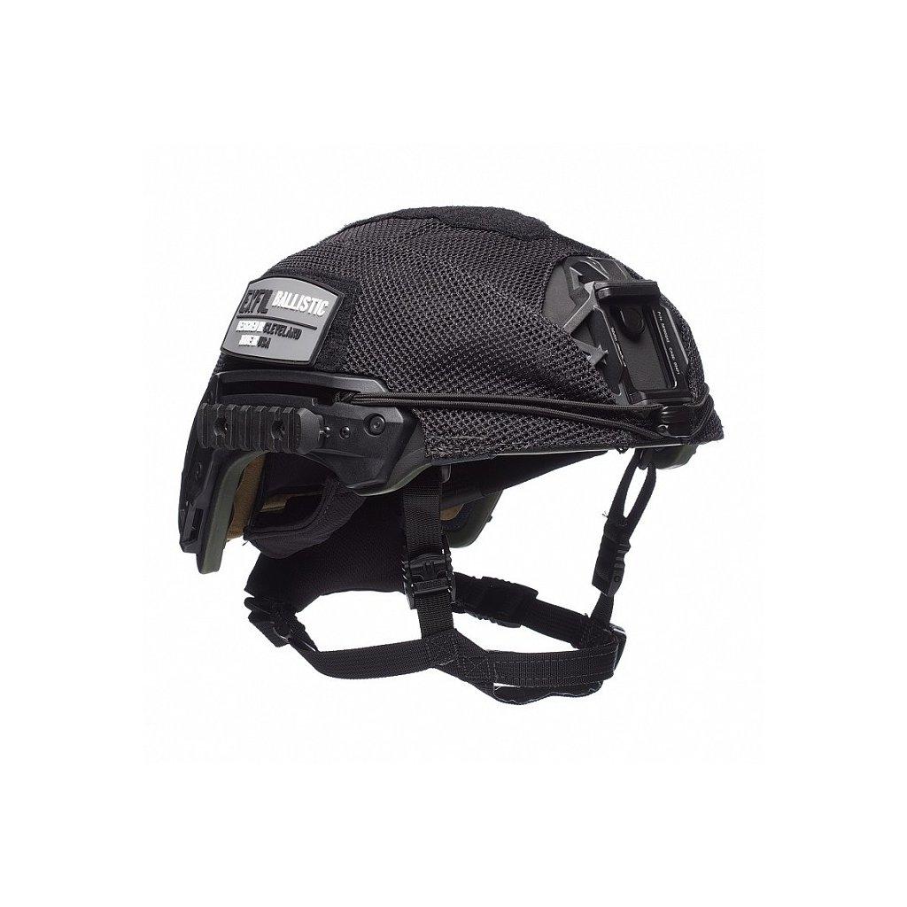 Potah na Helmu Team Wendy EXFIL Ballistic Černý