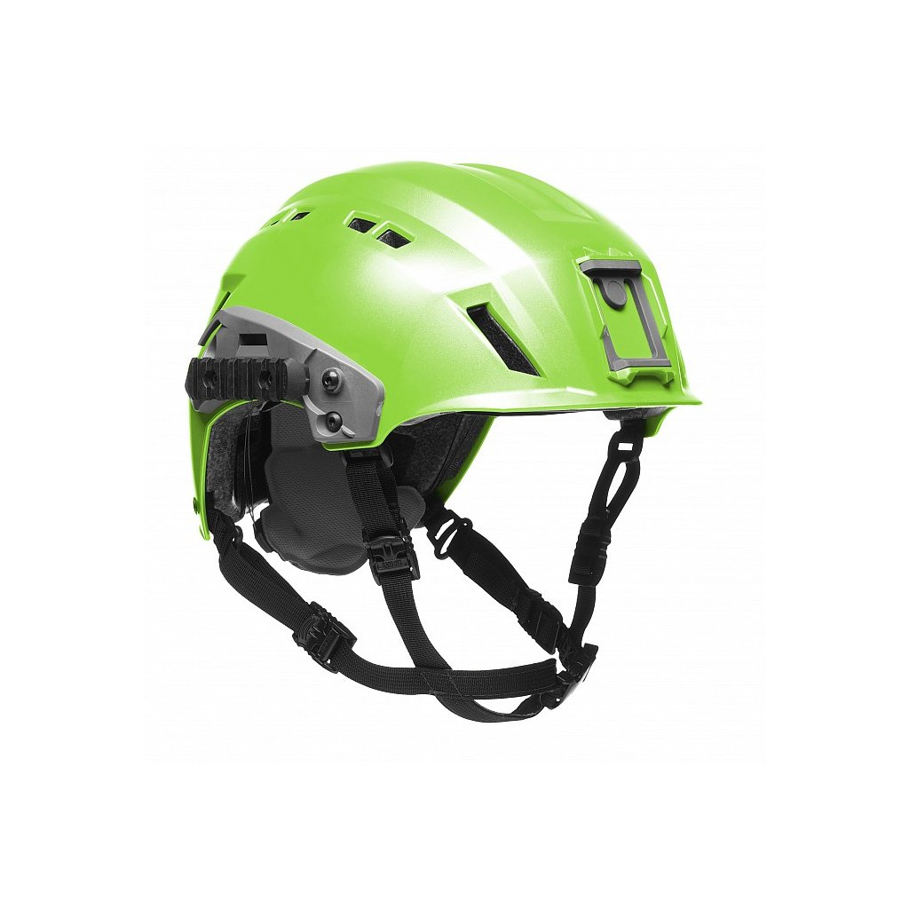 Helma Team Wendy EXFIL SAR Tactical Hi-Viz Green