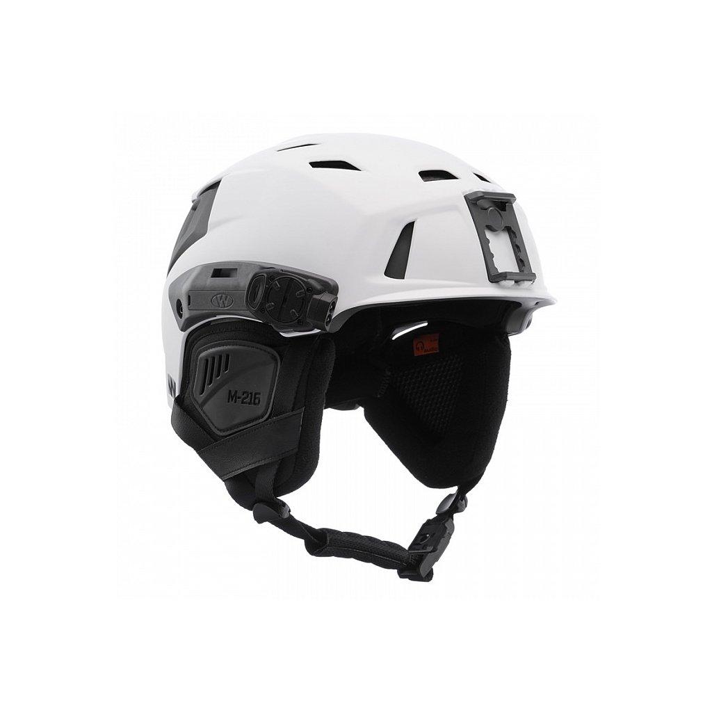 Lyžařská Helma Team Wendy M-216 Ski Search And Rescue Helmet Bílá