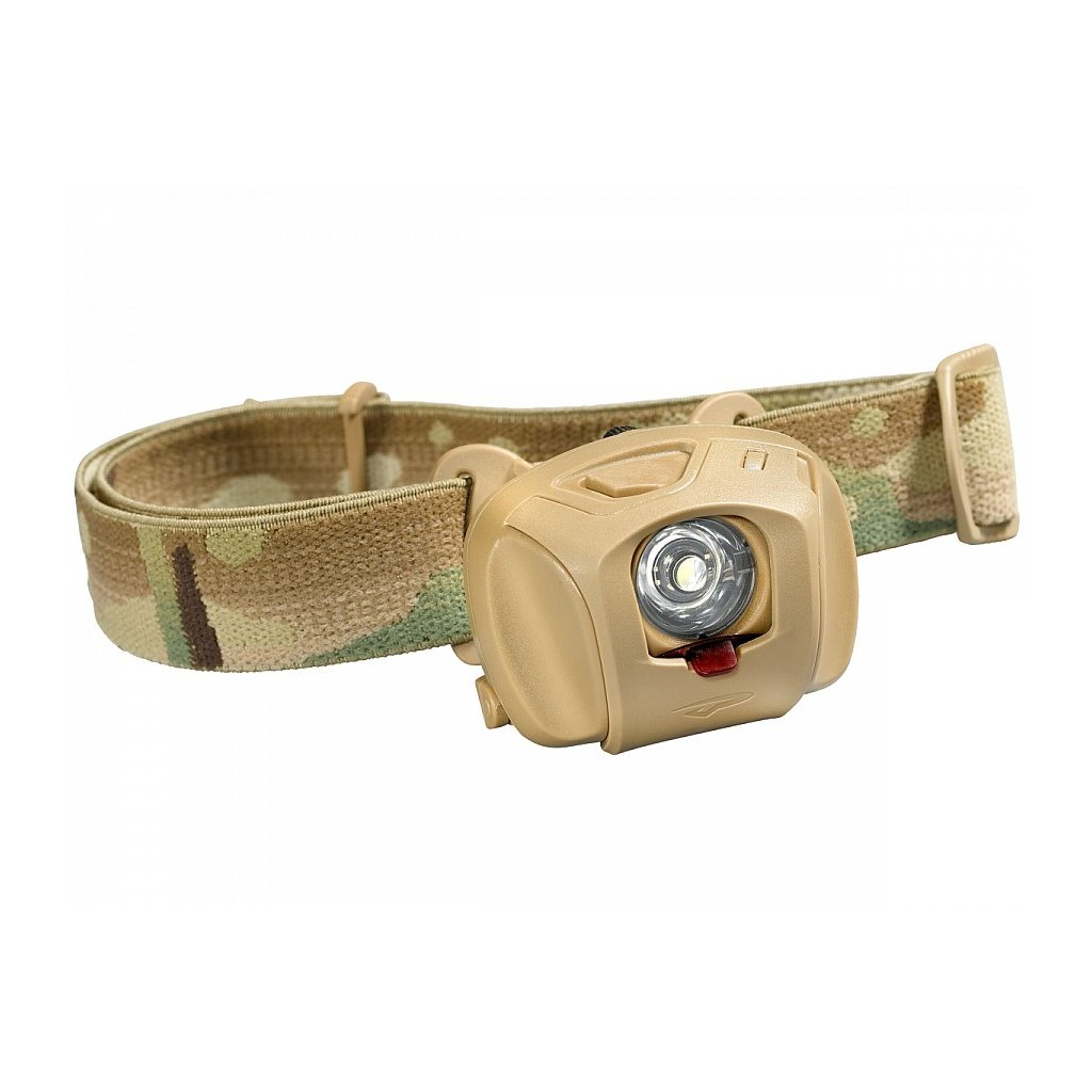 Čelovka Princeton Tec EOS Tactical MPLS Multicam