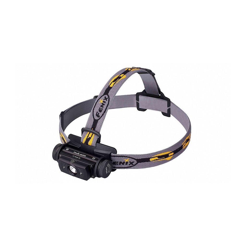 Čelovka Fenix HL60R Černá