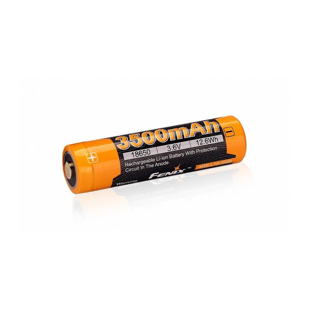Dobíjecí baterie Fenix 18650 3500 mAh (Li-Ion)