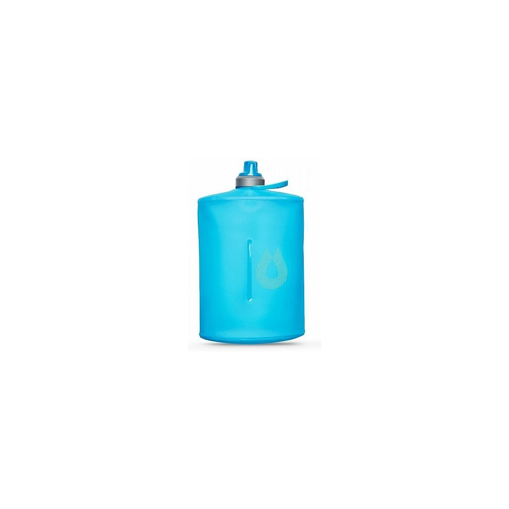 Skládací Láhev Hydrapak Stow 1000ml Malibu Modrá