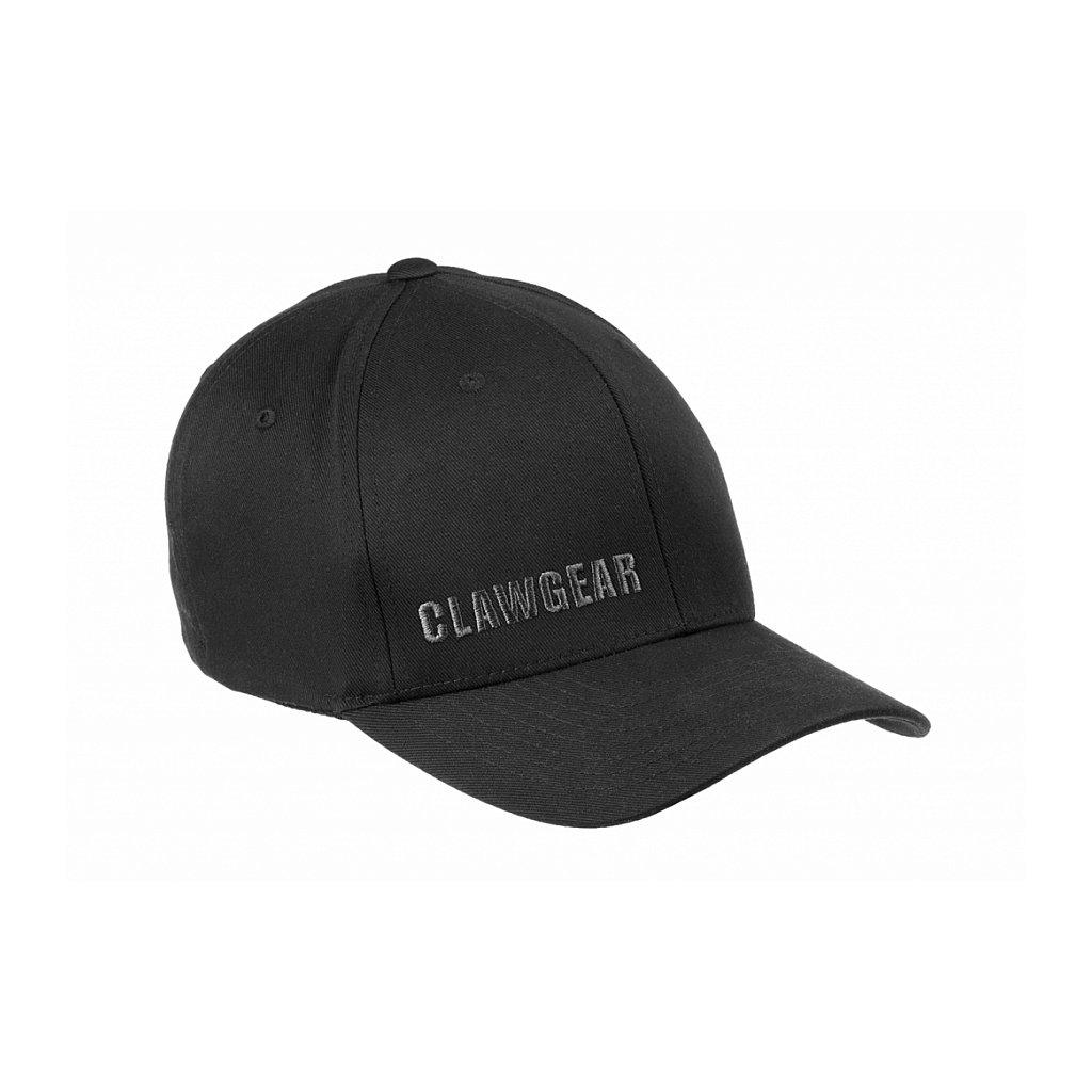 Kšiltovka Clawgear Flexfit Cap Černá