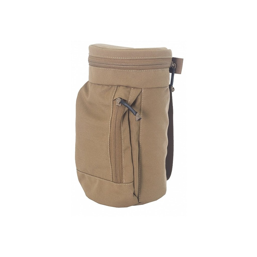 Pouzdro Combat Systems Jetboil Pouch Coyote Brown