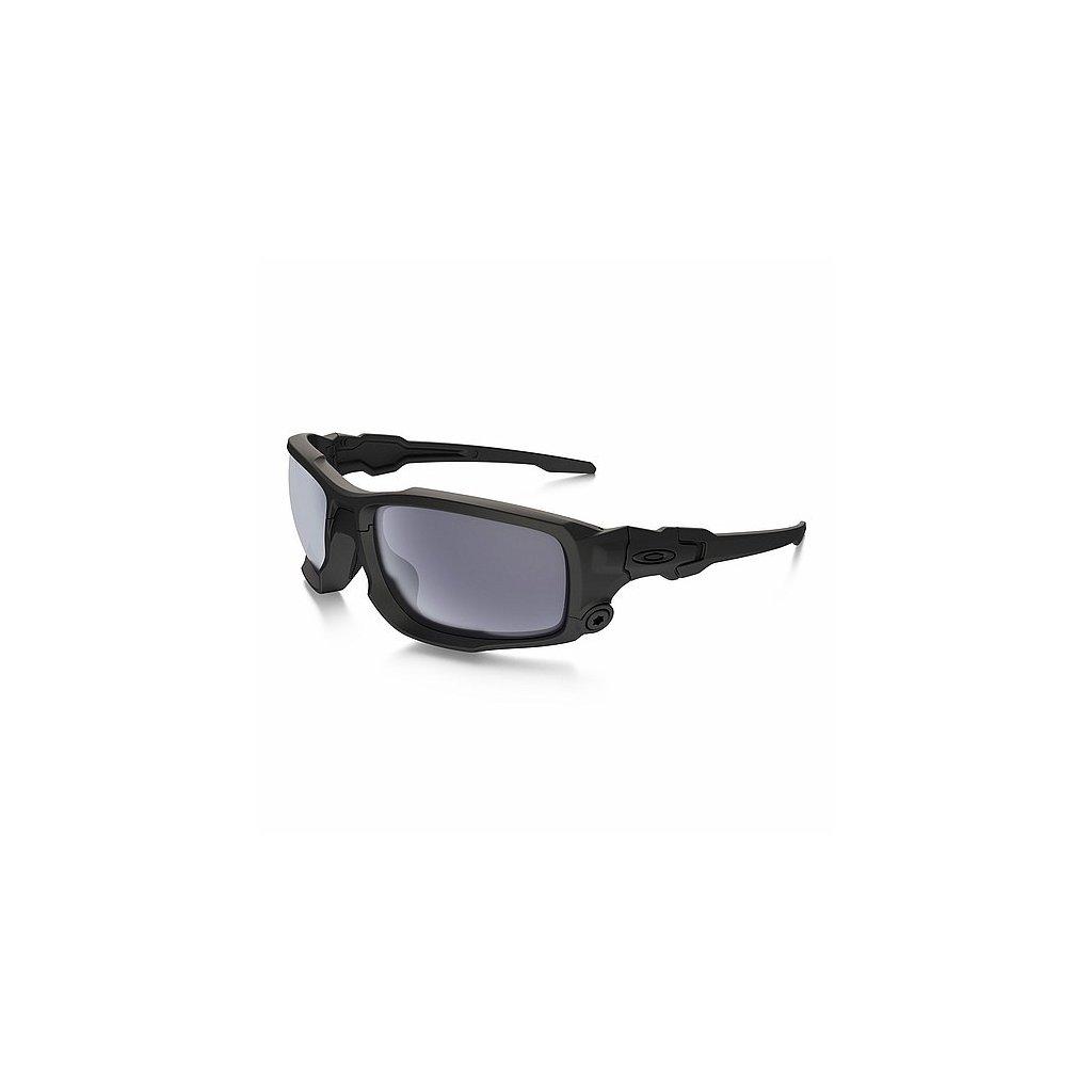 Střelecké Brýle Oakley SI Shocktube Matte Black Grey