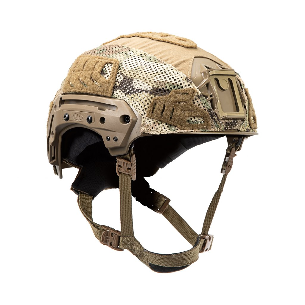 Potah na Helmu Team Wendy EXFIL LTP a Carbon Multicam