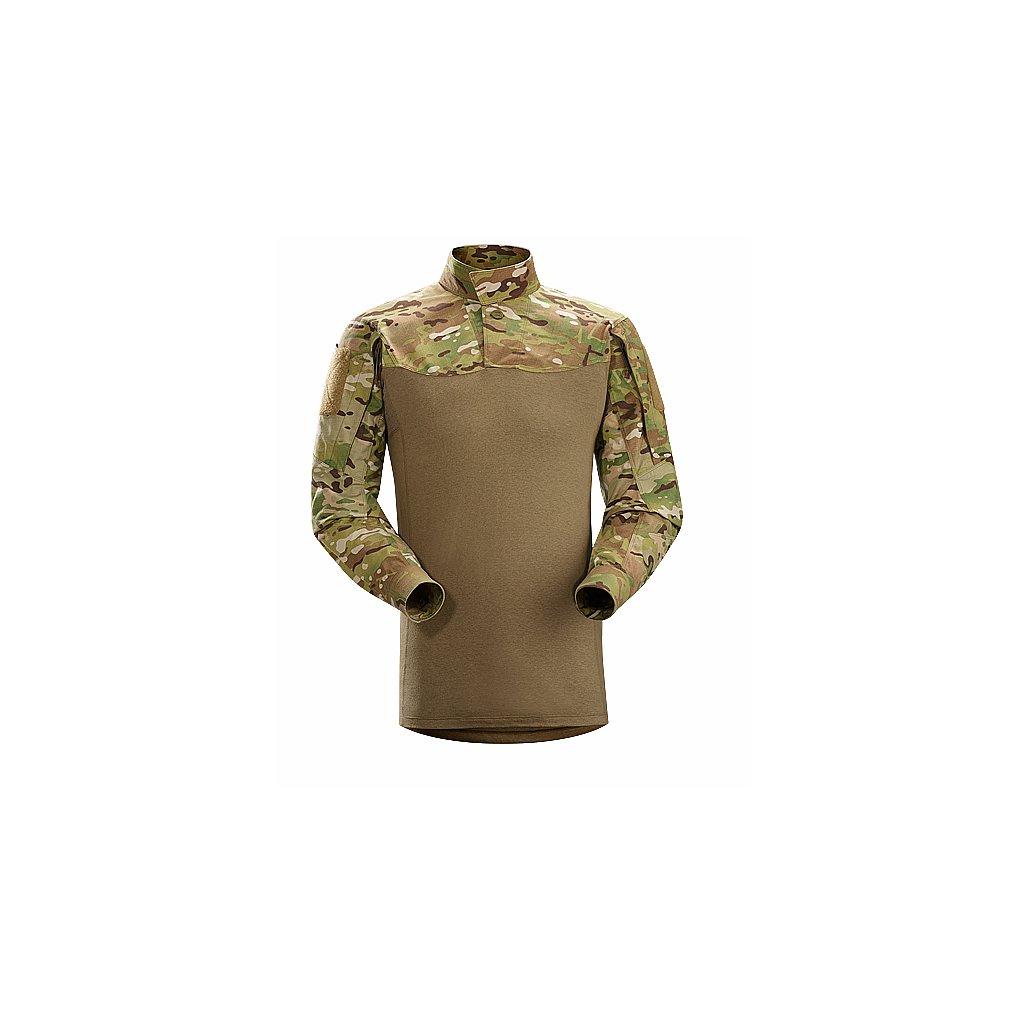 Bojové Triko Arc'teryx  LEAF Assault Shirt AR MultiCam
