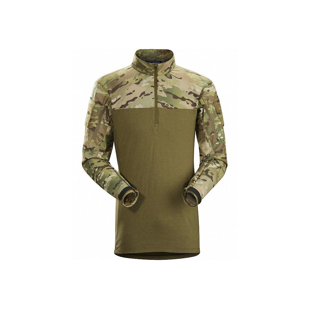 Bojové Triko Arc'teryx LEAF Assault Shirt LT MultiCam