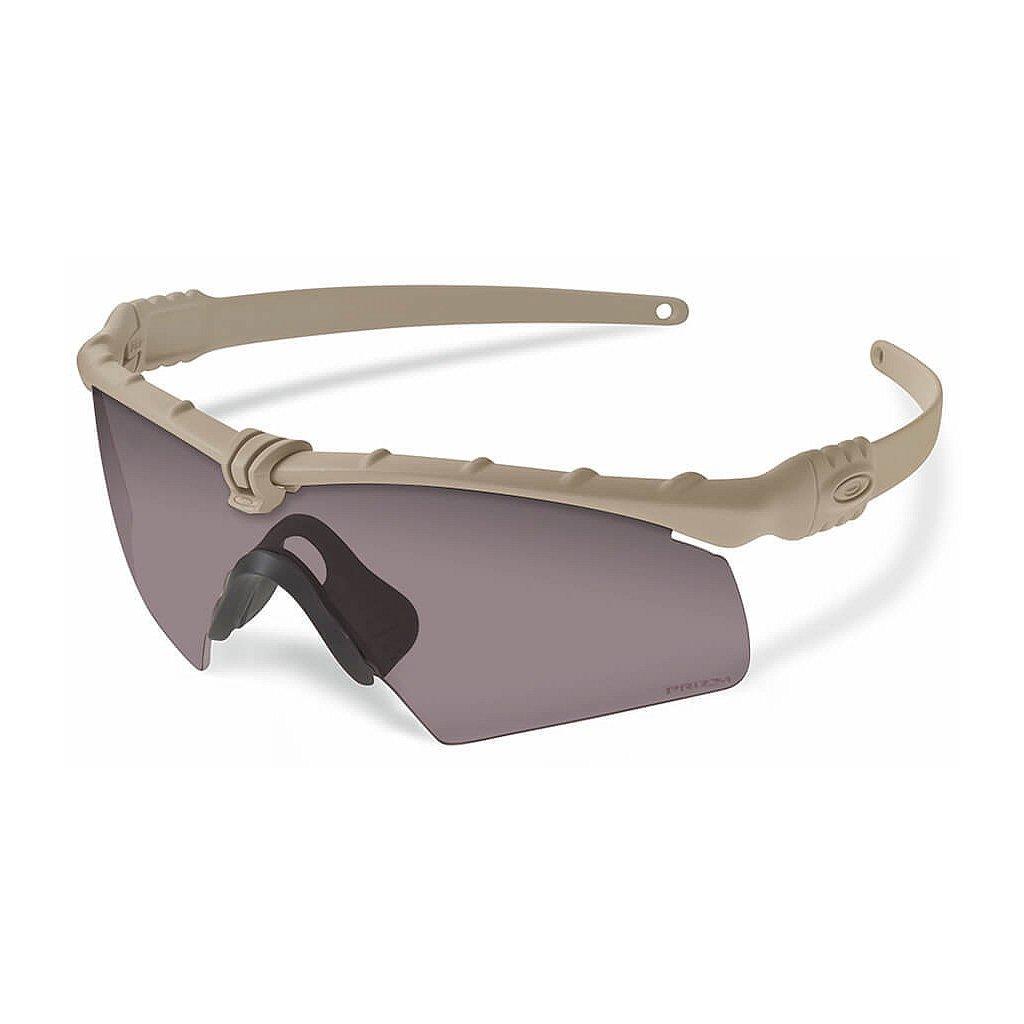 Střelecké Brýle Oakley SI M-Frame 3.0 Bone PRIZM™ Grey