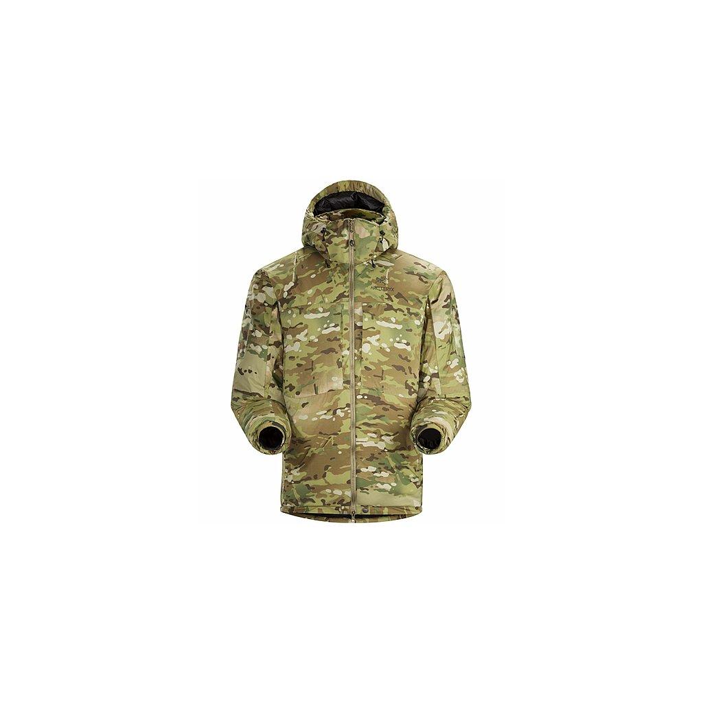 Zimní Bunda Arc'teryx LEAF Cold WX Jacket SV Multicam