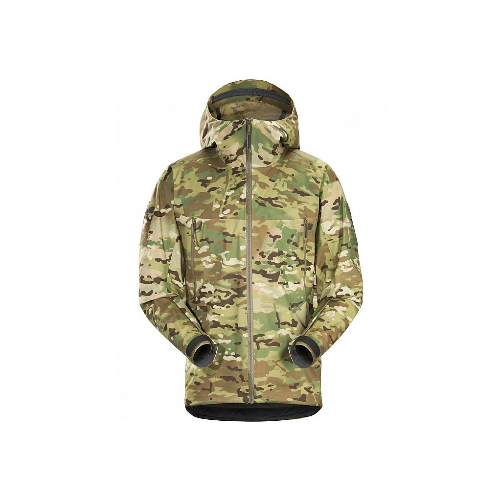 Bunda Arc'teryx LEAF Alpha LT Gen 2 Multicam