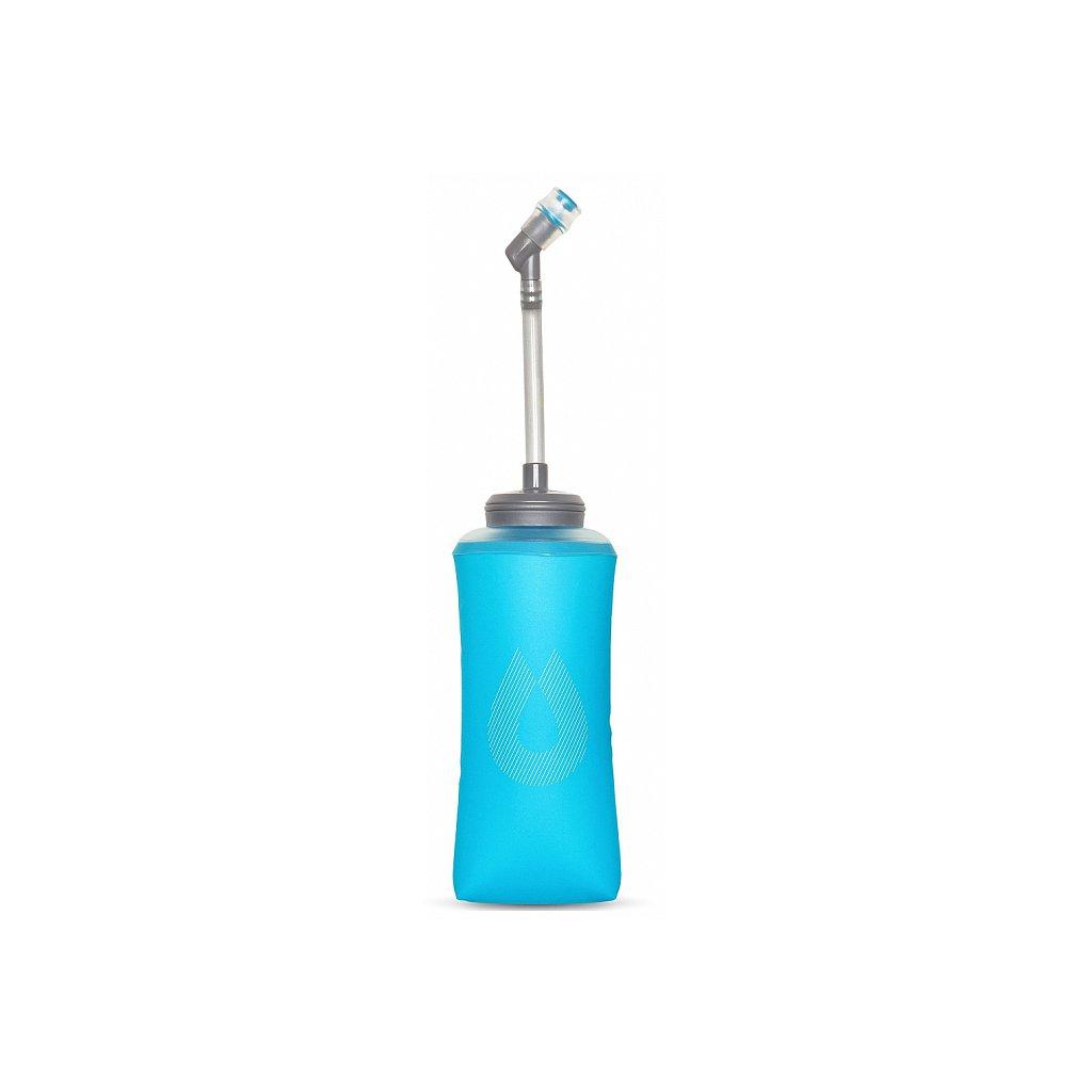 Skládací Láhev Hydrapak Ultraflask 600ml Malibu Modrá