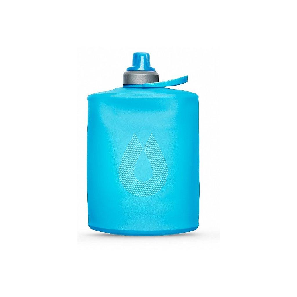 Skládací Láhev Hydrapak Stow 500ml Malibu Modrá