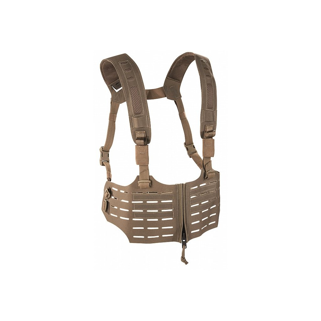 Tasmanian Tiger Chest Rig LP Coyote Brown