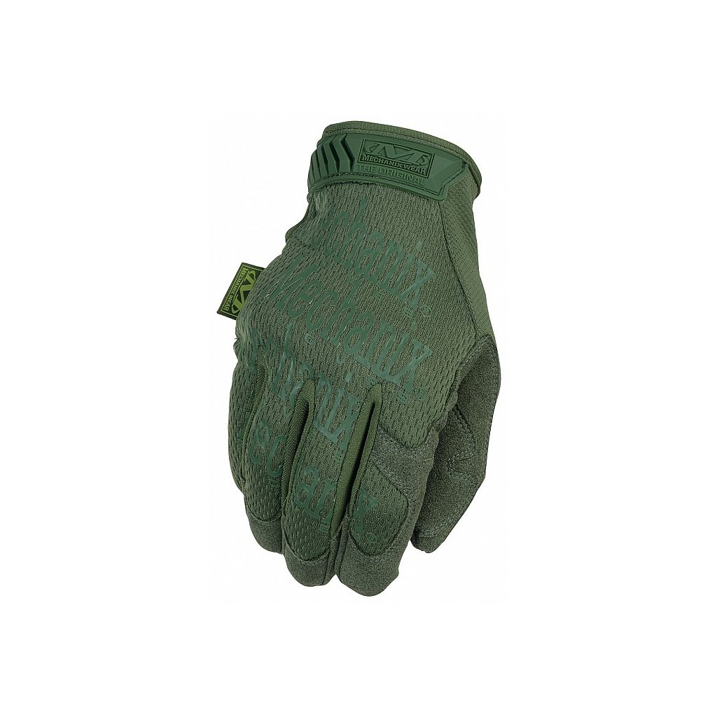 Rukavice Mechanix Original OD Green