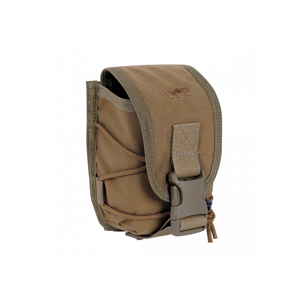 Tasmanian Tiger Smoke Pouch Coyote Brown