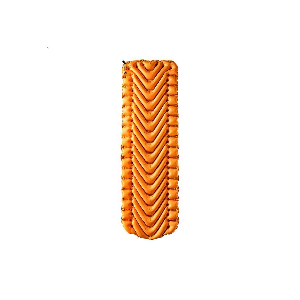 Nafukovací karimatka Klymit Insulated Static V Lite Oranžová