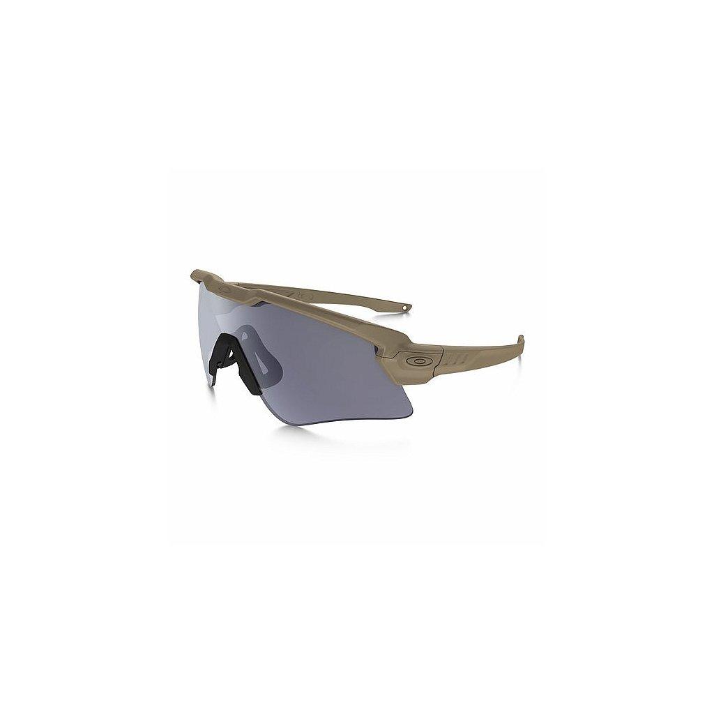 Střelecké Brýle Oakley SI M-Frame Alpha Terrain TAN Grey
