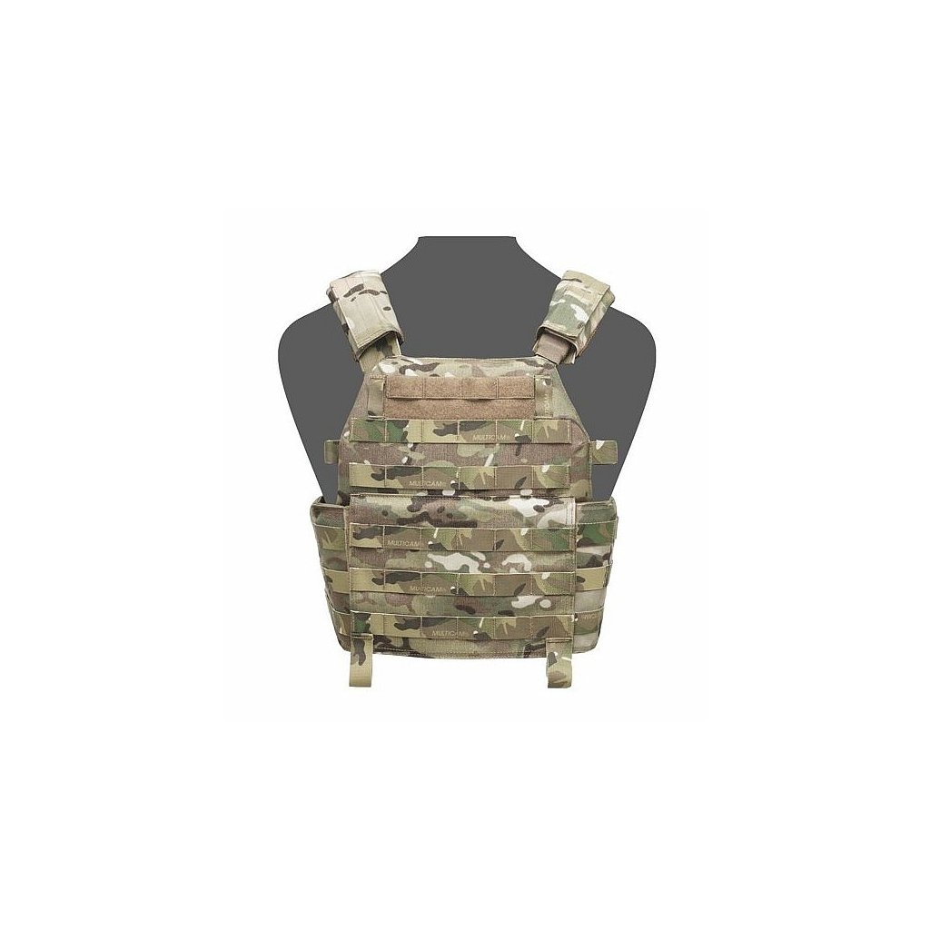 Nosič Plátů Warrior DCS Base Plate Carrier Multicam