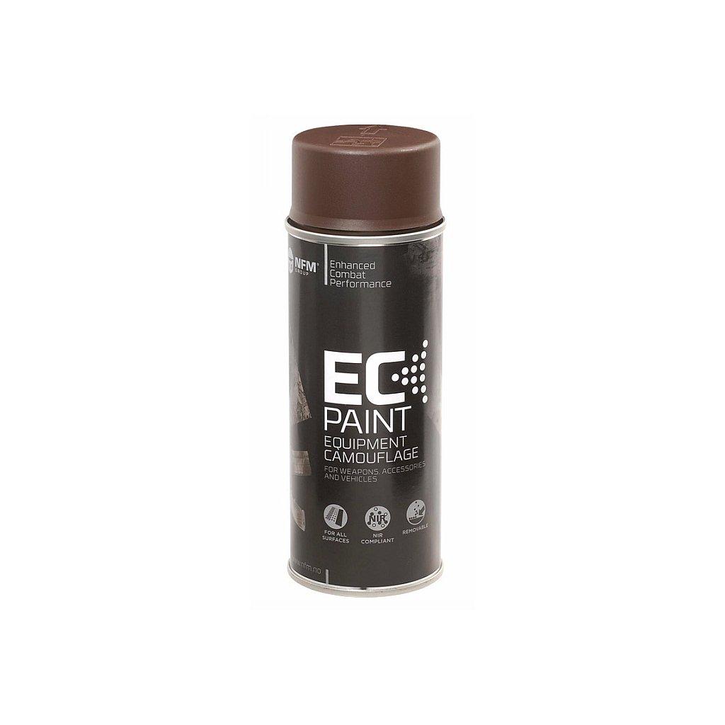 Maskovací barva ve spreji NFM EC Paint Mud Brown