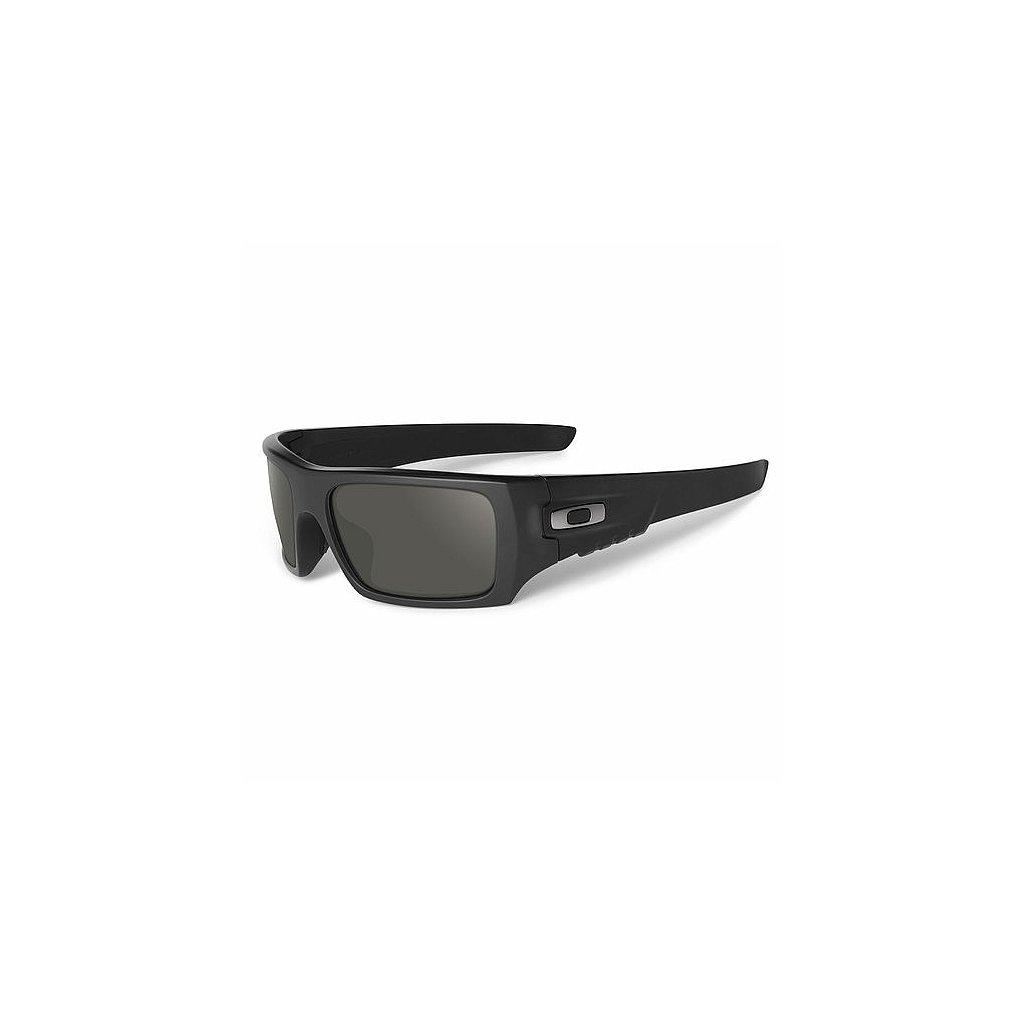Střelecké Brýle Oakley SI Det Cord Matte Black Grey