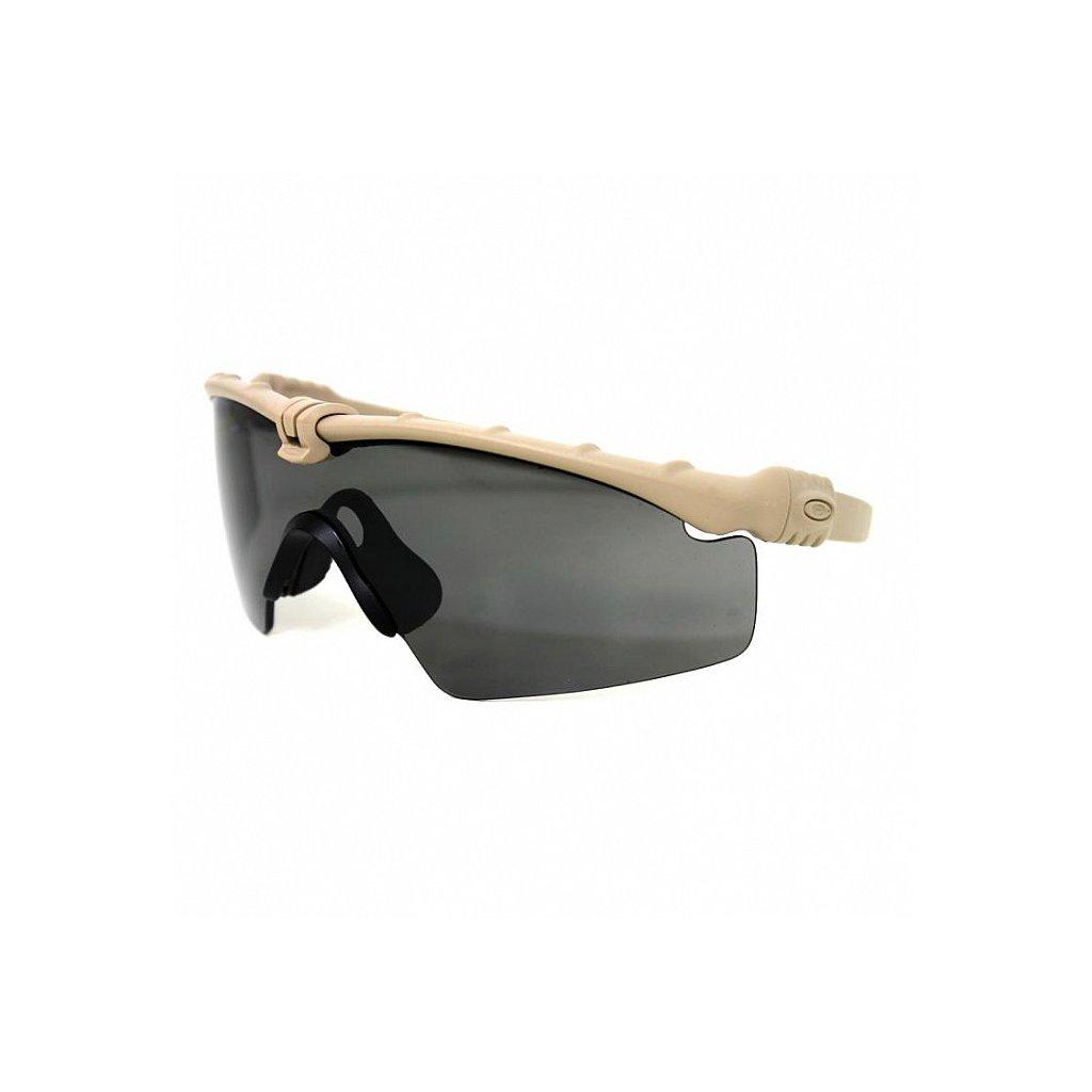 Střelecké Brýle Oakley SI M-Frame 3.0 Bone Grey