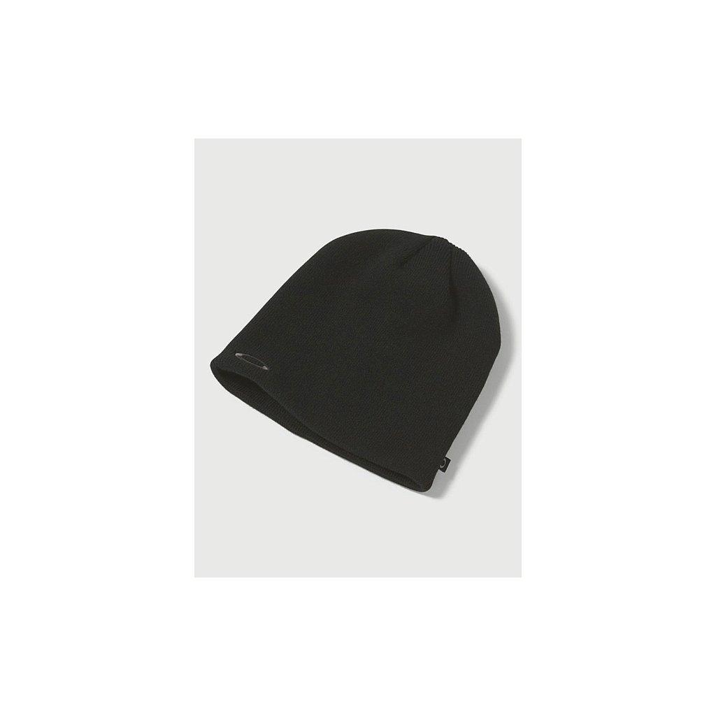 Kulich Oakley Fine Knit Beanie Černý