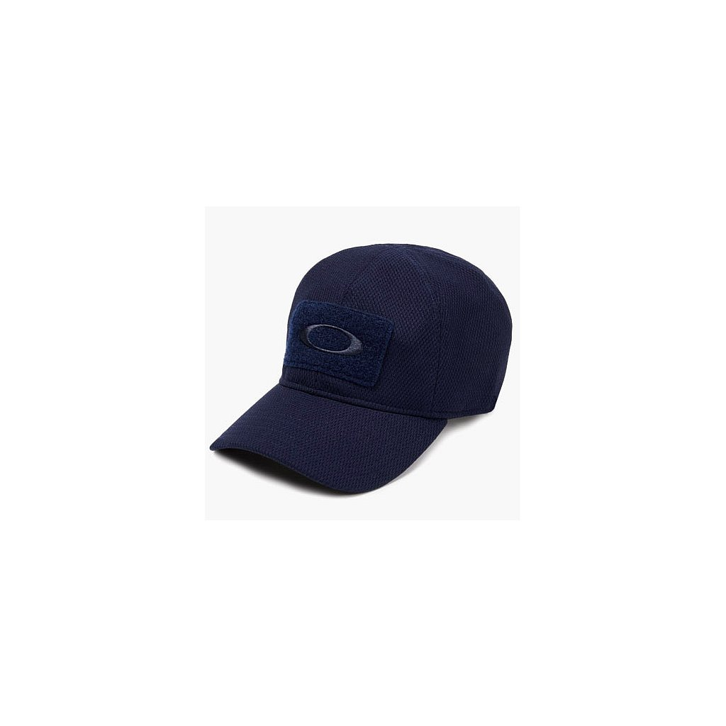 Kšiltovka Oakley SI Cap Fathom Modrá