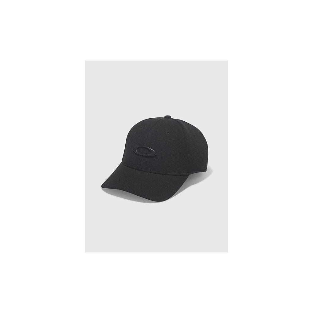 Kšiltovka Oakley Tincan Cap Black/Carbon Fiber