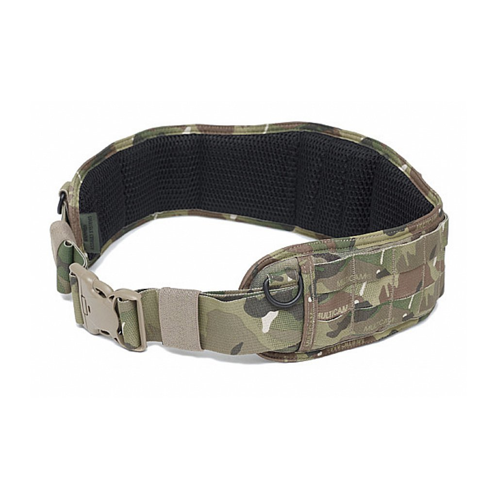 Opasek Warrior Patrol Belt MOLLE Multicam