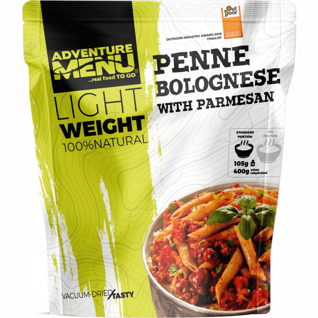Pouch LW Penne Bolognese 1