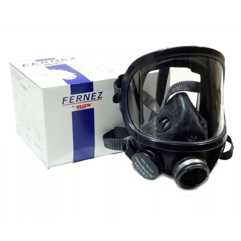 Obličejová maska FERNEZ + filtr zdarma
