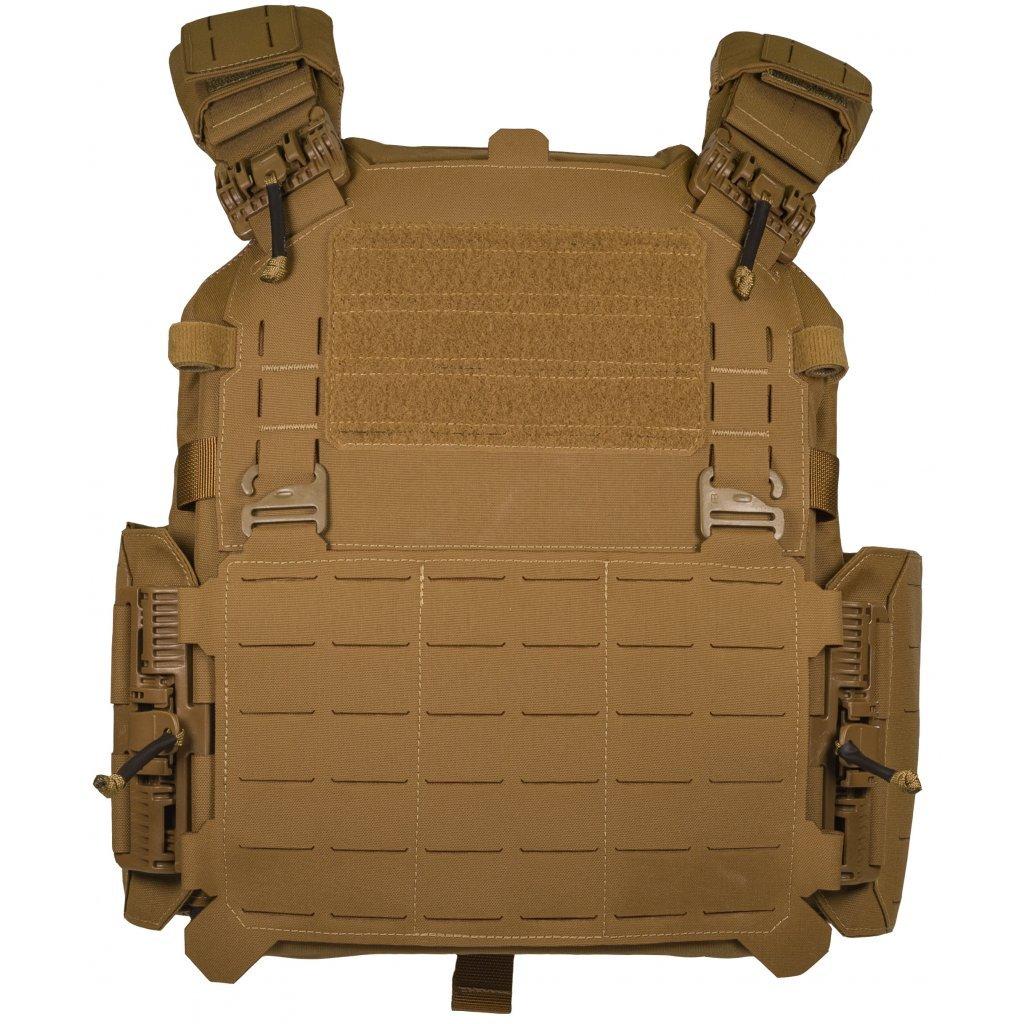 Nosič Plátů Combat Systems Sentinel 2.0 Coyote Brown