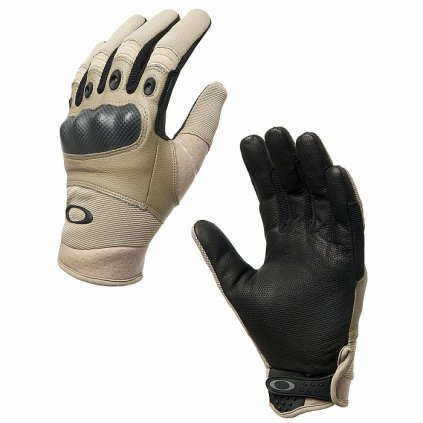 Rukavice Oakley Factory Pilot New Khaki