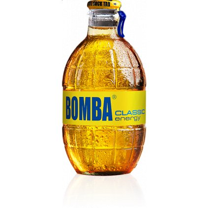 Energetický nápoj BOMBA! 250ml - Classic