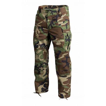 Kalhoty Helikon SFU NEXT Woodland
