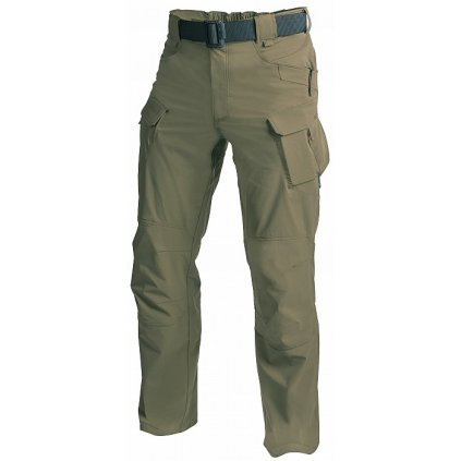 Softshellové Kalhoty Helikon OTP Outdoor Tactical Pants Adaptive Green