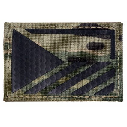 AČR Rozlišovací IR Znak Vlajka ČR Multicam