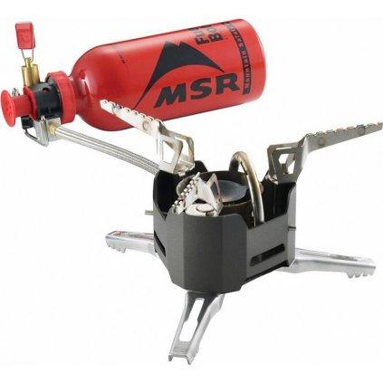 Benzínový vařič MSR - XGK EX