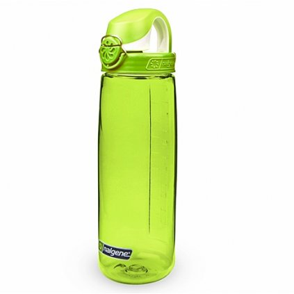 Láhev Nalgene OTF 650ml Emergency Green