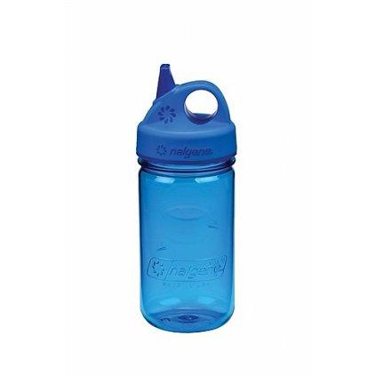 Láhev Nalgene Grip´n Gulp 300 ml Modrá