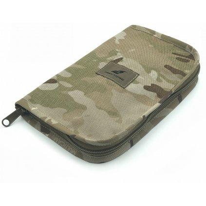 Pouzdro Combat Systems Rite in the Rain Field Book Cover Multicam Arid