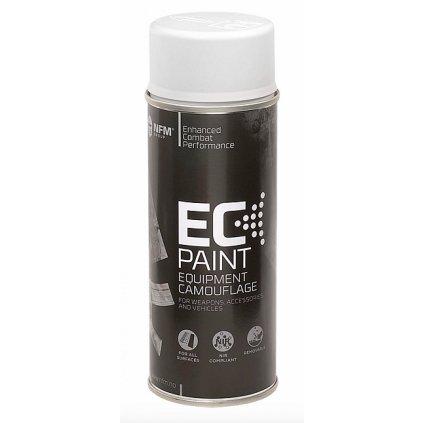 Maskovací barva ve spreji NFM EC Paint Bílá