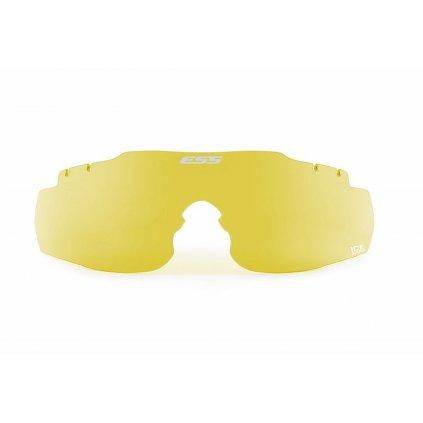 Balistická skla pro ESS ICE NARO žlutá